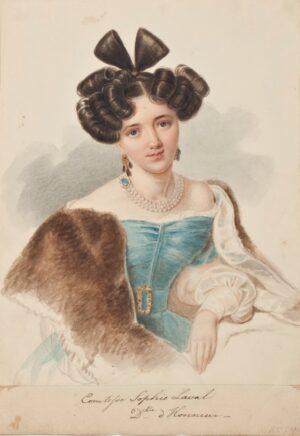 Софья Ловаль, основательница Куликовки