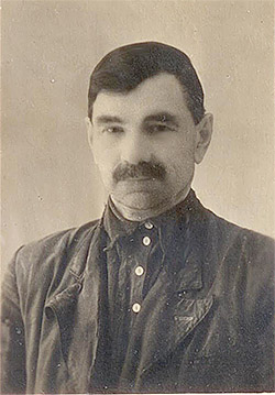 Куликовка, председатель сельсовета Макаров