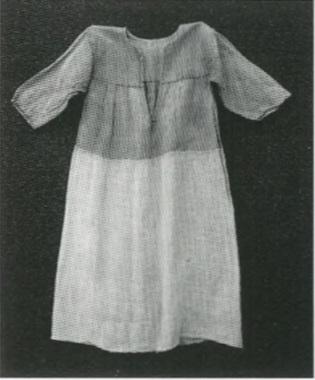 Гартовка женская рубаха
