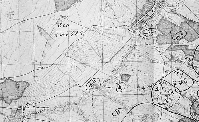 Петров хутор на карте