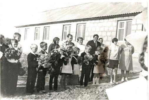 Куликовка школа