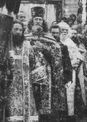священник Вихров