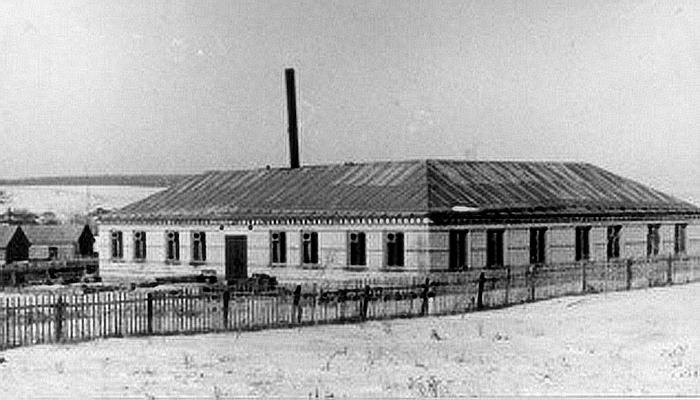 школа села Карякино