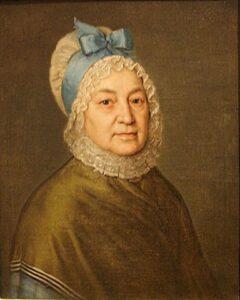 Анна Фёдоровна Ушакова