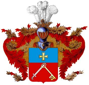 Золотаревы герб