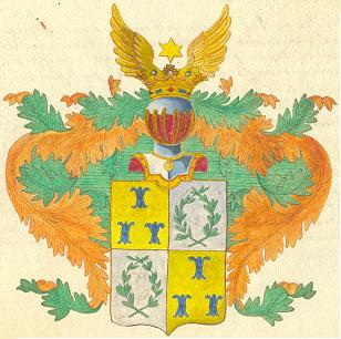 Герб Зеге фон Лауренберг герб