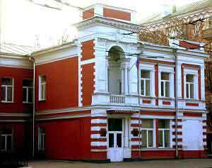 Корбутовские дом