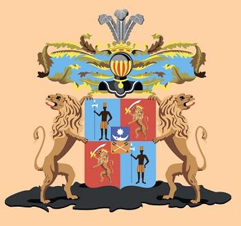 Леонтьевы герб