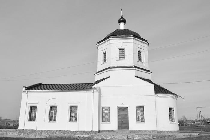Церковь в Языковке