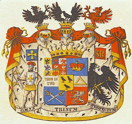 Герб графов Борх