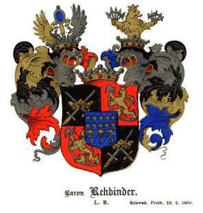 Ребиндер герб