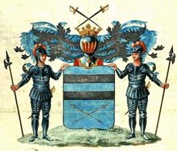 Семёновы герб