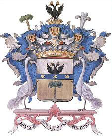 Герб рода графов Остерман