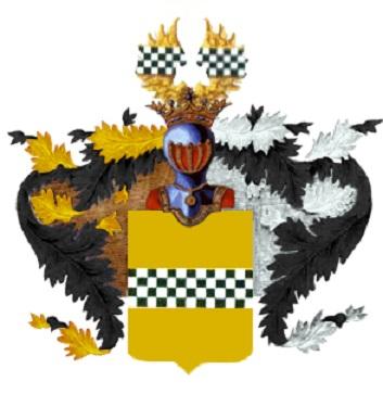Шахматовы герб