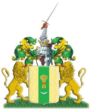 Юматовы герб