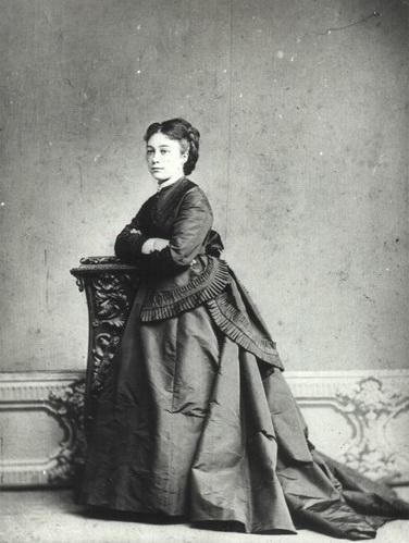 Мария Павловна Долгово-Сабурова