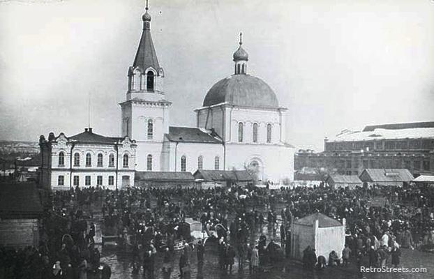 Карповы Митрофаньеская церковь