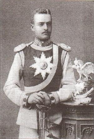 Константин Константинович Бодиско