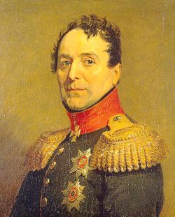 Портрет графа Петра Александровича Толстого