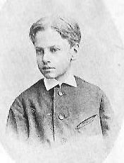 Алексей Александрович Шахматов юный