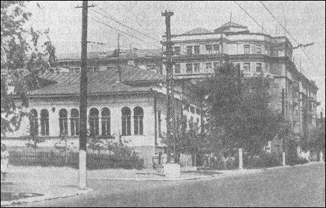 Дом Щербатова в Саратове