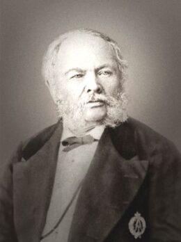 Лаврентий Алексеевич Загоскин