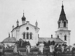 Карповы Введенская церковь